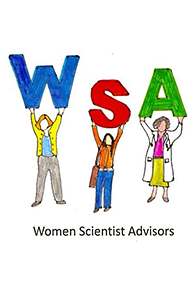 Women Scientist Advisors Logo