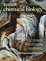 Nature Chemical Biology Journal Cover