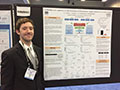 Randy presenting his poster at SfN 2016.