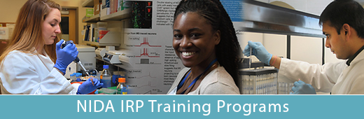 NIDA IRP Training Programs