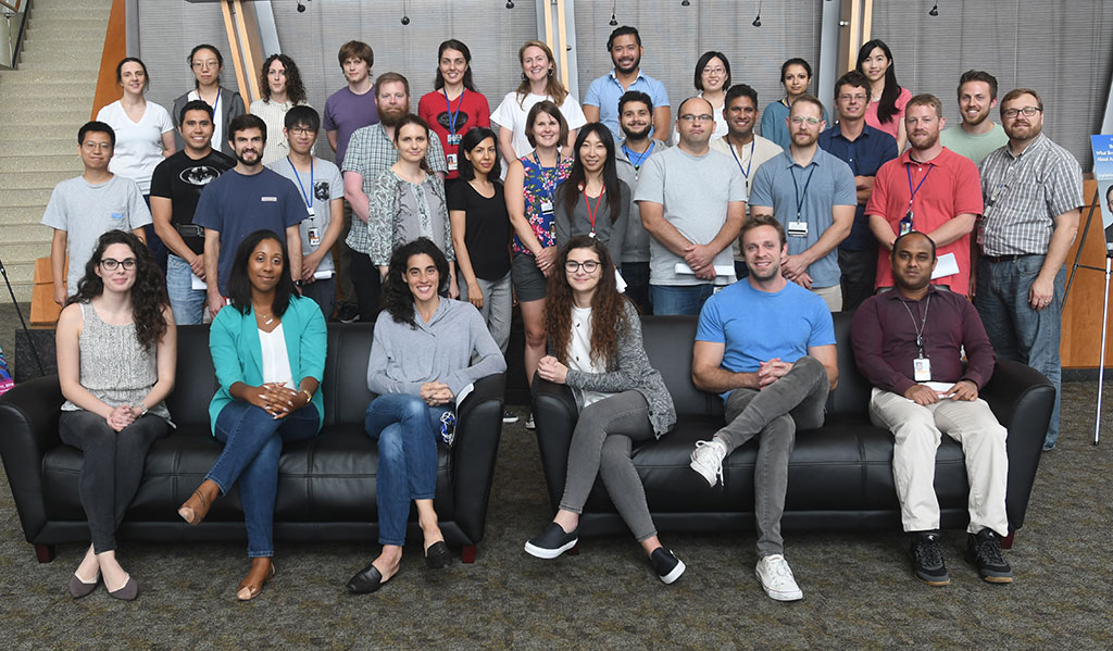 2019-2020 Postdoctoral Fellows