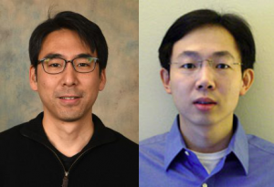Hideaki Yano, Ph.D. and Lei Shi, Ph.D. Lei Shi