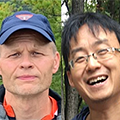 Study Authors Hank Jedema and Xiaowei Song